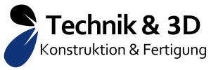 Logo Technik und 3D